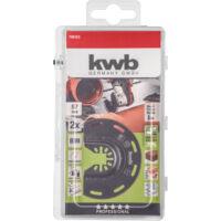 KWB AKKU TOP ENERGY SAVING UNIVERSAL Bi-metal multi-szerszám félkör vágópenge