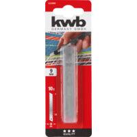 KWB tördelhető cserepenge, 9mm, 10db
