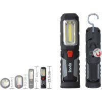 KWB Profi két fényfunkcis COB-LED lámpa, 307 lumen