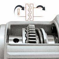 Einhell TH-RH 800 E Fúró- Vésőkalapács SDS-Plus 800W / 2,5J