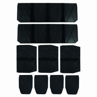 Einhell E-Case koffer műanyag rendszerező készlet