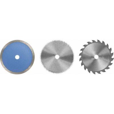 Einhell körfűrészlap készlet 85x10x1.6mm, 6 darab