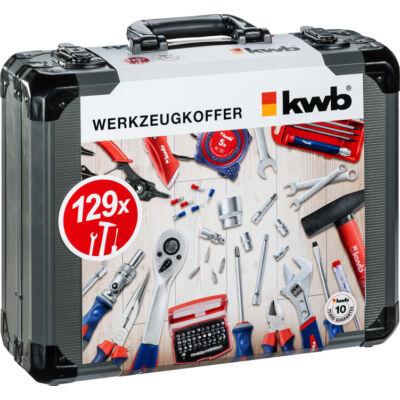 KWB 129 db-os szerszámtáska