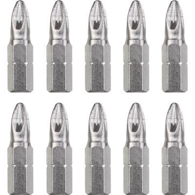 KWB Industrial MRG PZ1 behajtó bit, acél, 25mm, 10db