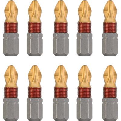 KWB TITAN MRG torzios behajtó bit PH1, 25mm, 10db