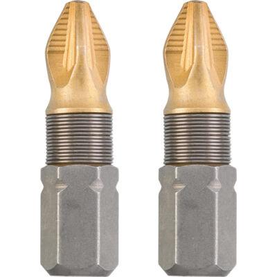 KWB TITAN MRG torziós behajtó bit PZ1, 25mm, 2db