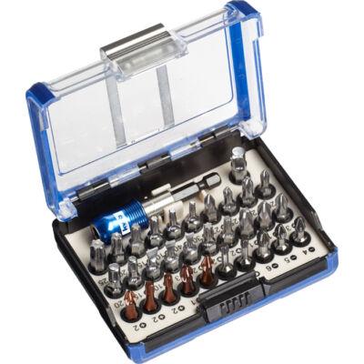 KWB Profi MRG TQ60 STEEL kombinált bit készlet, 32 darabos
