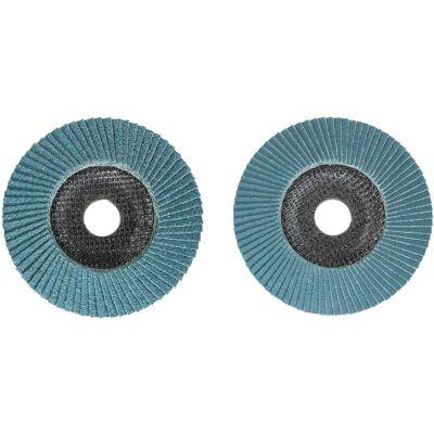 Einhell lamellás csiszolókorong, 115mm, 2db