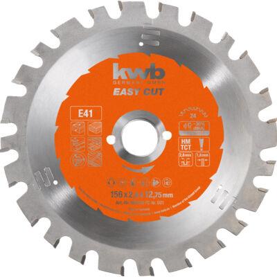 KWB Easy Cut körfűrészlap, 160x16mm, 24 fogas