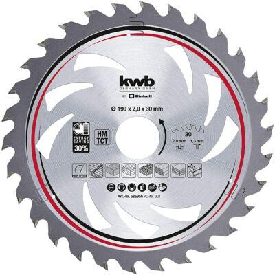 Einhell KWB 30 fogas körfűrészlap 190x30mm