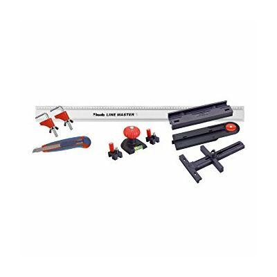 KWB LINE MASTER PROFI univerzális vezetőléc klt. 800mm (10db-os)