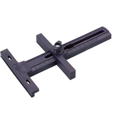 KWB LINE MASTER univerzális szúrófűrész és kézi körfűrész adapter