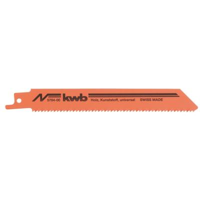 KWB PROFI MULTI-MATERIAL HCS orrfűrészlap fogak:2,5 (2db-os)