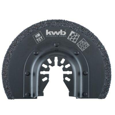 KWB PROFI TCG multi-szerszám félkör vágópenge 2,2x85 mm