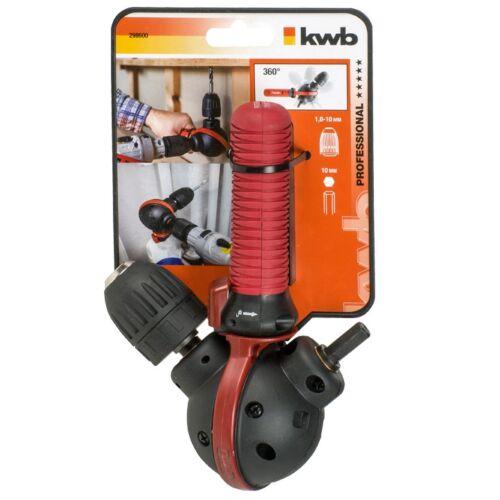 KWB PROFI INDUSTRIAL 360°-ban elforgatható fúró adapter 0 b7ef5a1aac